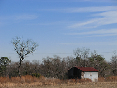 Barns and Other Buildings
