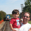 Day Out With Thomas NC Transportation Museum 093006 Vollmer's Too :
