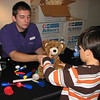 Durhan Museum of Life and Science Teddy Bear Clinic 110610 :